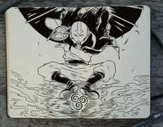 #226 Avatar the Last Airbender by 365-DaysOfDoodles.deviantart.com on @deviantART