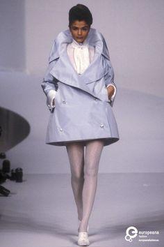 Helena Christensen - Lanvin, Spring-Summer 1991, Couture