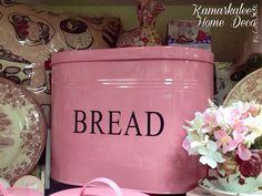 Storage Bread tin