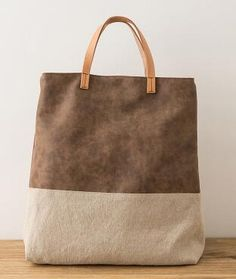 Organic Canvas Bag I love it Extra Large Tote Bags, Gym Accessories, Leather Handbags, Ali, Organic, Zipper, Canvas, Sewing, Products