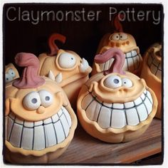 Claymonster pottery. :)