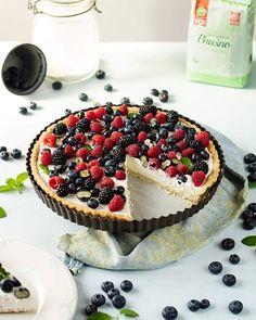Berry Mascarpone tart  Marijana Mančev - Food Blogger (@kenguristyle) • Instagram photos and videos