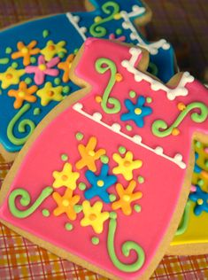 Local Spotlight: Lily's Cookies – Champagne Taste Beer Budget Cupcakes, Cupcake Cookies, Sugar Cookies, Mexican Cookies, Biscuits, Fiesta Theme Party, Mexican Party, Mexican Holiday, Mexican Style