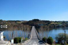Preciosa #Sarriá en el #CaminodeSantiago.  www.caminodesantiagoreservas.com