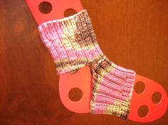 easy, simple, fun and uses very little yarn.