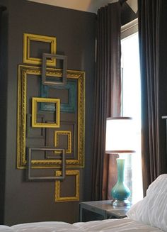 Ideas for old frames, including some I hadn't yet thought of