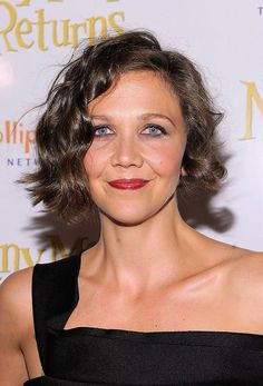 Inverted Bob. A tousled, chin-length bob with a deep side part. Click through for 30 short haircut ideas for fine hair. #shorthaircuts #hairideas #hairstyles #thinhair Blonde Haircuts, Cute Haircuts, Haircuts For Fine Hair, Girl Haircuts, Bob Haircuts, Celebrity Short Haircuts, Short Celebrities, Celebs, Long Layered Hair