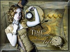 Time Stands Still Tutorial - German site