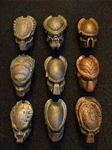 Predator masks