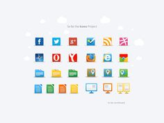 So Far The Icons Project