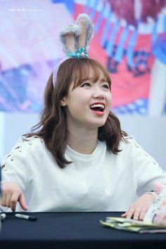 WEKI MEKI - Choi YooJung 최유정 at IDLYG era Jamsil fansign 170815 #유정 #위키미키