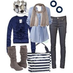 """yacht club"" by htotheb on Polyvore"