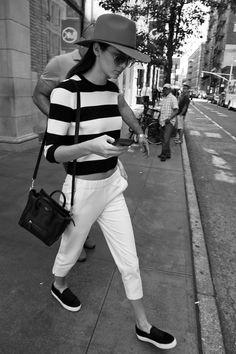 senyahearts: Kendall Jenner - Street Style, NY (04/09/2014)