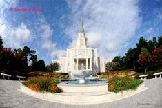 Houston TX LDS Temple    www.MormonLink.com  #LDS #Mormon #SpreadtheGospel  We love Temples at: www.MormonFavorites.com