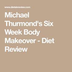 Six Week Body Makeover Body Type B Breakfast Through