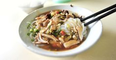 Fancy some traditional Hainan noodle dishes? Sample the taste of authenticity in Sanya.#sanya #whererefreshingbegins #food #foodie #foods #foodstagram #delicious #vacation #Hainan
