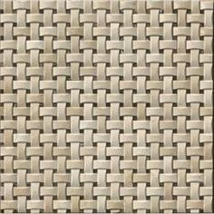 MS International Crema Crema Basketweave Arched / Pattern / polished