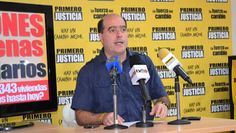 Salud Y Sucesos: Julio Borges. FANB Debe Proteger La Asamblea