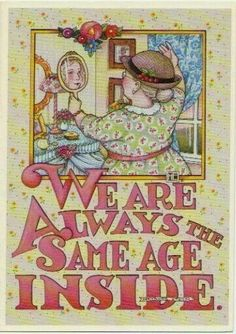 Same age inside