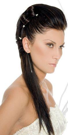 Acconciature capelli lunghi sciolti