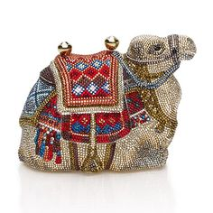 Judith Leiber evening bag