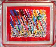 Né en 1939 en argentine, Calman SHEMI a fait ses études à l'ecole de Mendose en Argentine avant d'étudier la sculpture auprès de Rudi LEHMAN. Il crée les « Soft paintings » en 1977 avant de développer en 1999 les « Windows Paintings » et les « Lacquers Paintings ».  Il peint en superposant laques et acryliques sur un panneau de bois ou de métal, dans une caisse américaine, créée et décorée à la main avec des feuilles d'or ou d'argent.