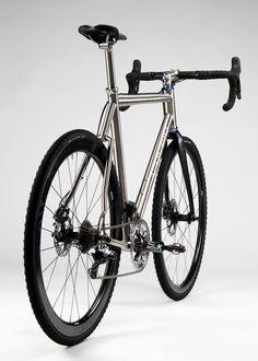 Cross // Titanium   Firefly Bicycles