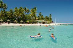 Plantation Island, Fiji I've snorkeld here