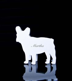 French Bulldog Place Cards