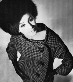 Sophie Darly photo Irving Penn 1961
