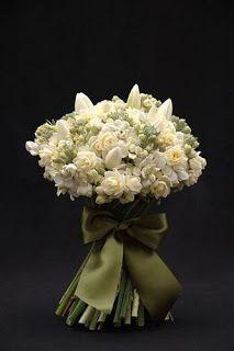 .: Decoração - Casamento Verde e Branco