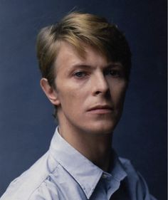 Calmly Bowie