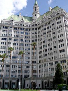 Downtown  Long Beach, CA