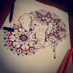 Ifi Pearl - Tibetan, Mandala & Dotism Tattoos - Sake Tattoo Crew