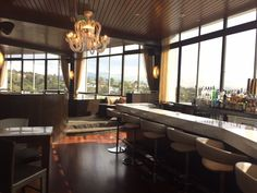 West Restaurant & Lounge - Los Angeles, CA, United States. Bar at West