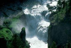 Lower Mesa Falls, Ashton ID   © Marsha K. Russell