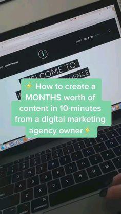 Social Media Marketing Business, Marketing Plan, Content Marketing, Digital Marketing, Successful Business Tips, Business Advice, Online Business, Best Small Business Ideas, Branding