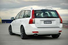 Heico Volvo V50