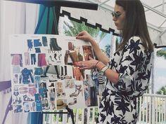 How Bazaar: Fashion forward trends with Jenny Berger at #ChevyPlayMiami  @miamistylemom #miami #miamilife #balharbour #balharbourbeach #fashion #instafashion #southbeach #305 #instafashion #fashionista #fashionblogger #786 #miamistyle #miamilife