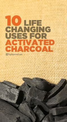 10 Life-Changing Uses for Activated Charcoal  ......The biggest thing this has helped me with, is flu symptoms. If caught early activated charcoal is a LIFE saver. There are many other ways it is used as well.