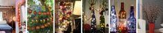 Ideias para Decoração de Natal com Pisca-Pisca 2