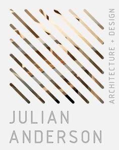 [fascinatie] - spannend logo doordat je een beeld ziet maar niet kan zien wat het nou precies is. Daarnaast sluit het ook goed aan bij hetgeen wat Julian Anderson is.
