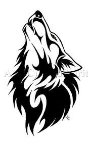 Afbeeldingsresultaat voor logo wolf