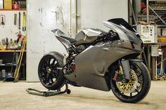 Ducati 999 Full Carbon