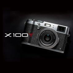 The thrill of control, the passon for shooting. X100T, the new premium compact digital camera changes the world of photography with its new features; world's first electronic rangefinder, the new Film Simulation mode