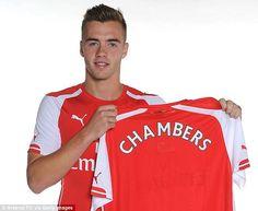 Arsenal splashes £12m on Chambers - http://theeagleonline.com.ng/arsenal-splashes-12m-on-chambers/