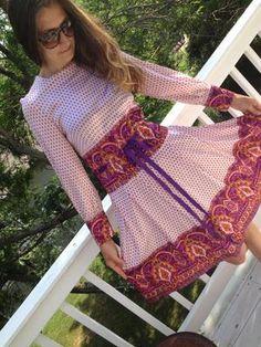 Vintage 70's Festival dress! Love!