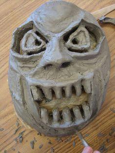 Masks | East Chapel Hill High Ceramics