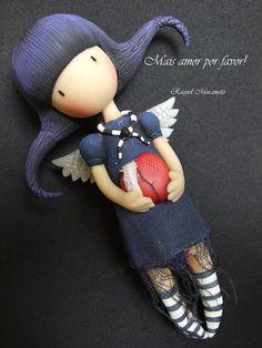 Raquel Muramoto, polymer clay, masa flexible, porcelanicron, fimo, biscuit, porcelana fria, cold porcelain