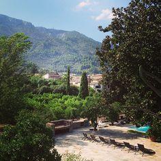 Hoteltipp für Mallorca Ca's Sant Finca Hotel in Soller